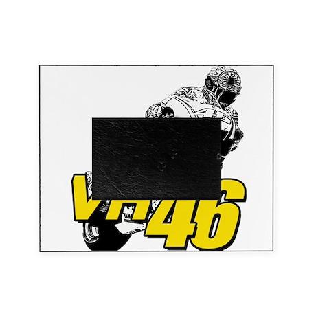 VR46bike4 Picture Frame