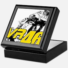 VR46bike4 Keepsake Box