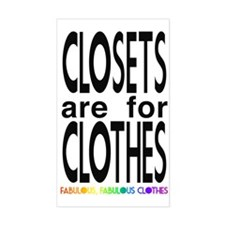 closets Decal