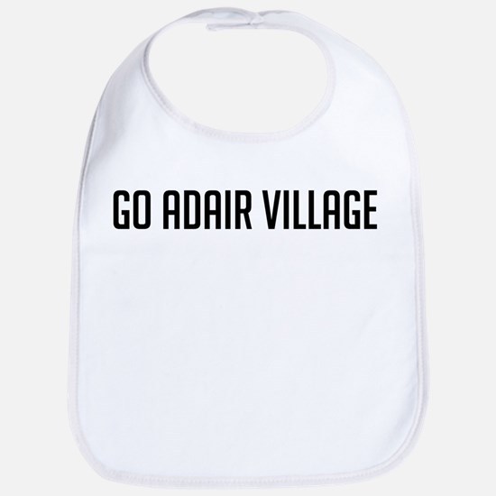 Go Adair Village Bib