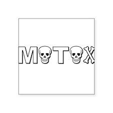 Motox Dirt Bike Motocross Skull Skulls Sticker