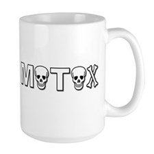 Motox Dirt Bike Motocross Skull Skulls Mug