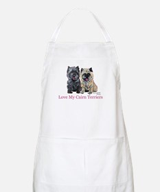 Love my Cairn Terriers Apron
