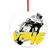VR46bike3 Ornament (Round)
