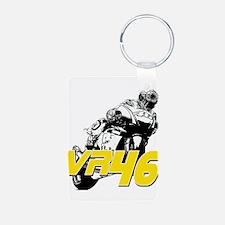 VR46bike3 Keychains