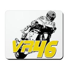 VR46bike3 Mousepad