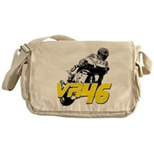 VR46bike3 Messenger Bag