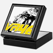 VR46bike3 Keepsake Box