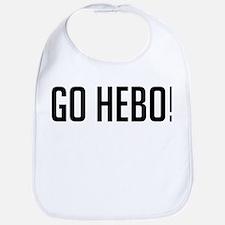 Go Hebo Bib