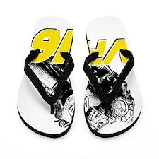VR46bike2 Flip Flops