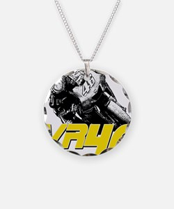 VR46bike2 Necklace