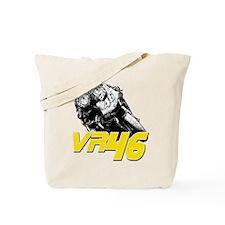 VR46bike2 Tote Bag