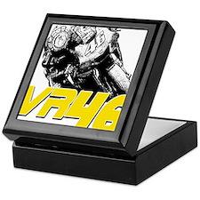 VR46bike2 Keepsake Box