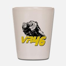 VR46bike2 Shot Glass