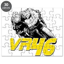 VR46bike2 Puzzle