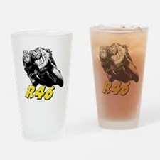 VR46bike1 Drinking Glass