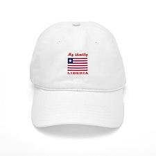 My Identity Liberia Baseball Cap