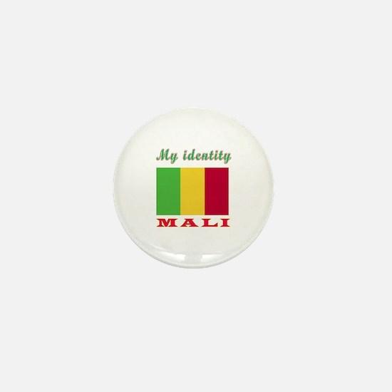My Identity Mali Mini Button