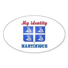 My Identity Martinique Decal