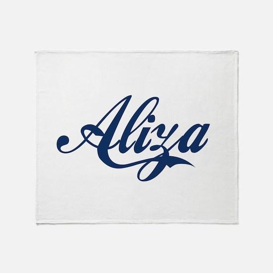 Aliza Throw Blanket