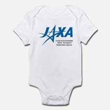 JAXA Logo Infant Bodysuit