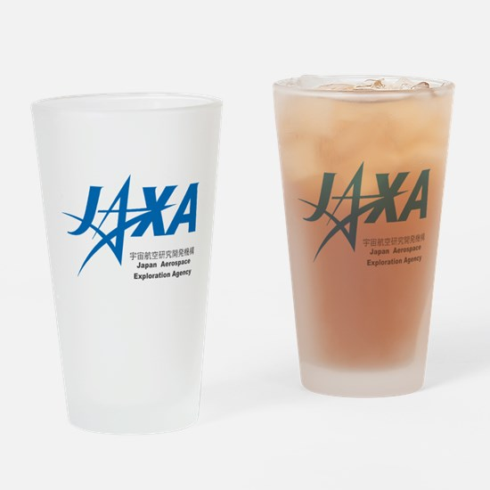 JAXA Logo Drinking Glass