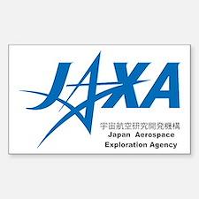JAXA Logo Decal