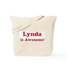 Lynda is Awesome Tote Bag