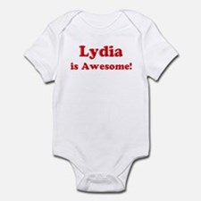 Lydia is Awesome Onesie