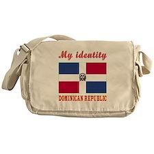 My Identity Dominican Republic Messenger Bag