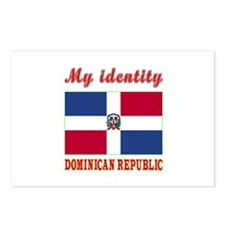 My Identity Dominican Republic Postcards (Package