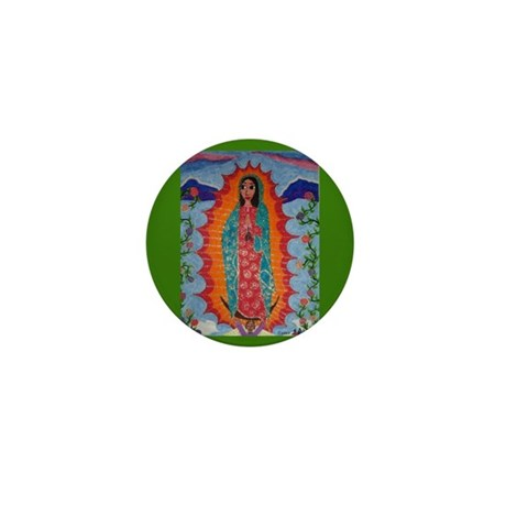 Our Lady of Guadalupe Mini Button (100 pack)