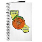 Orange County Mounted Ranger Journal