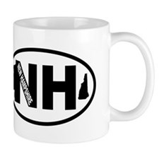 New Hampshire Old Man in the Mountain Mug