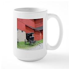 Amish Buggy Mug