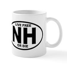 New Hampshire Live Free or Die Mug
