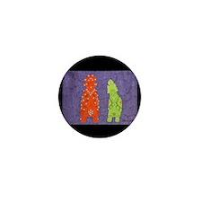 Zuni Maidens Mini Button (100 pack)
