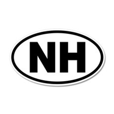New Hampshire Wall Decal