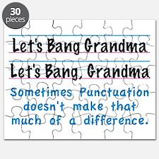 Punctuation Puzzle
