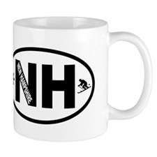 Ski New Hampshire Mug