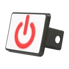 Power Symbol Off Hitch Cover