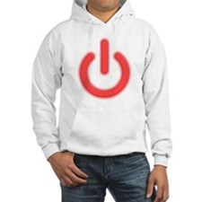 Power Symbol Off Hoodie Sweatshirt