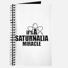 Saturnalia Miracle Journal
