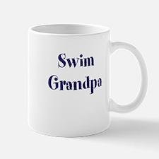 Swim Grandpa Mug