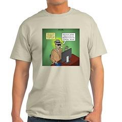 Invisible Man and Catfishing T-Shirt