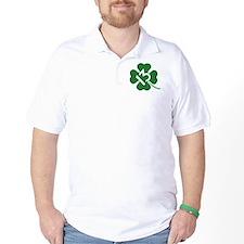 Lucky 13 shamrock T-Shirt