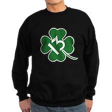 Lucky 13 shamrock Sweatshirt