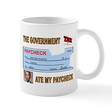 PAYCHECK Mug