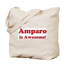 Amparo is Awesome Tote Bag