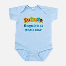 Future Linguistics Professor Infant Bodysuit